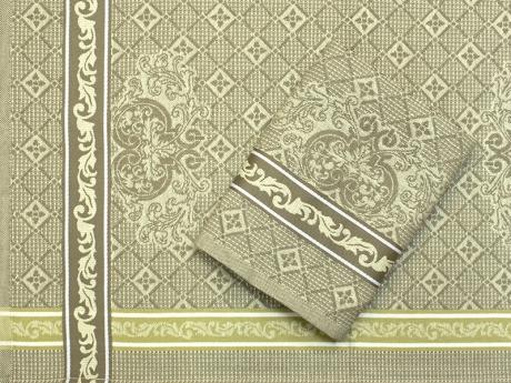 """Вафельное полотенце """"Кухня"""" арт. ПЦ-560-1351 ― Тaко-Текстиль"""